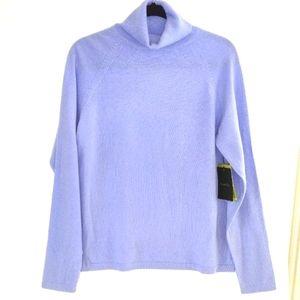 NWT Cashmere Marshall Fields Turtleneck Sweater